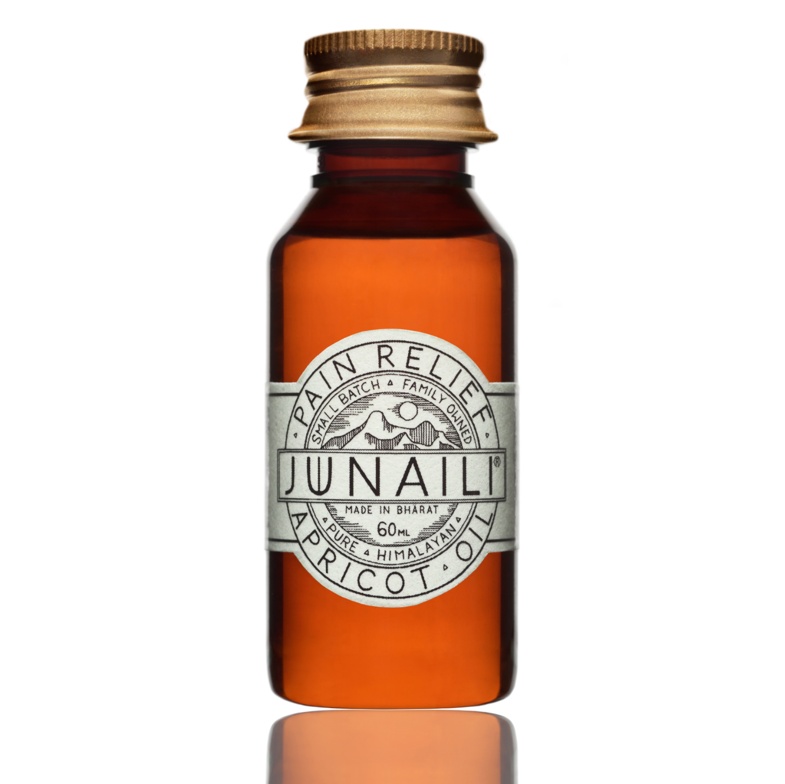 Junaili Pain Relief Apricot Oil 60 ml