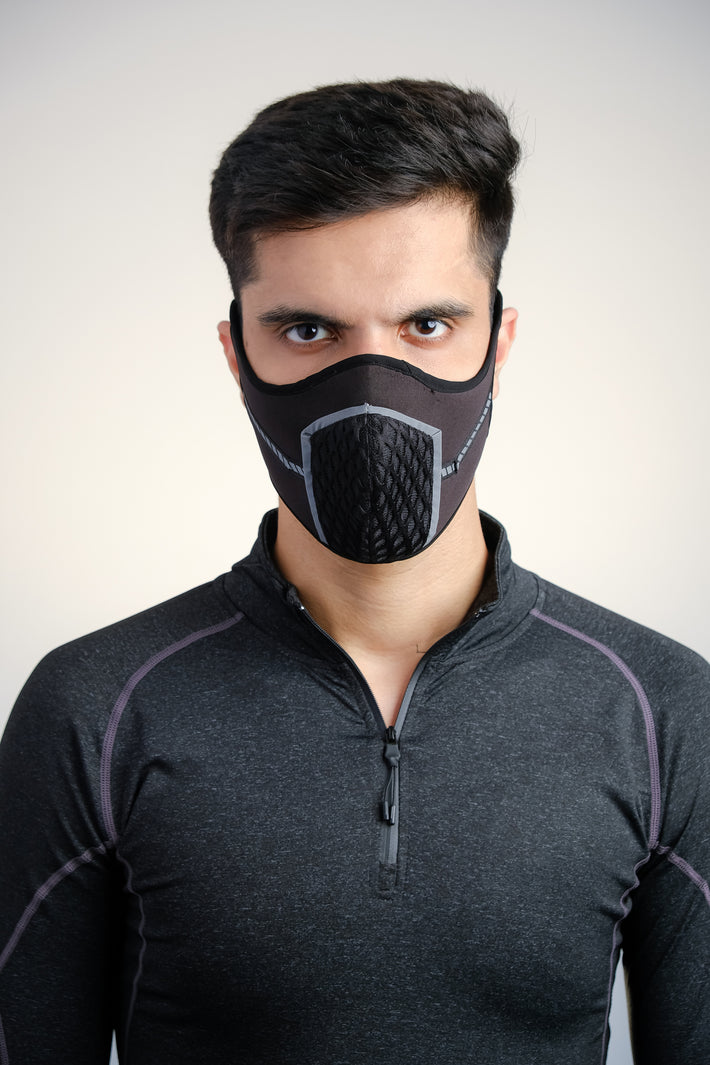 BERT Black Diamond UniBERT Mask (Male)