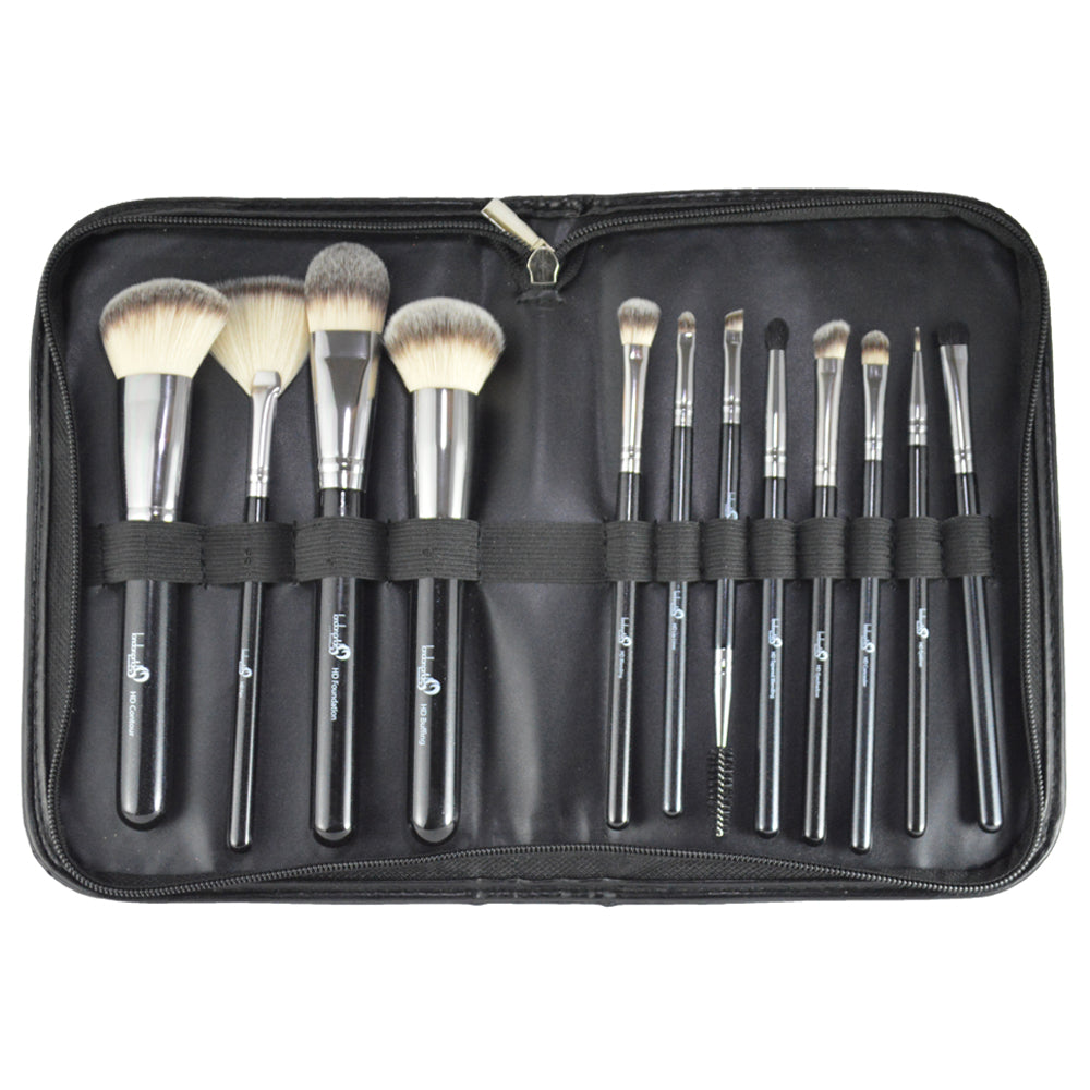 London Pride Cosmetics Makeup Brush Pouch (Empty)