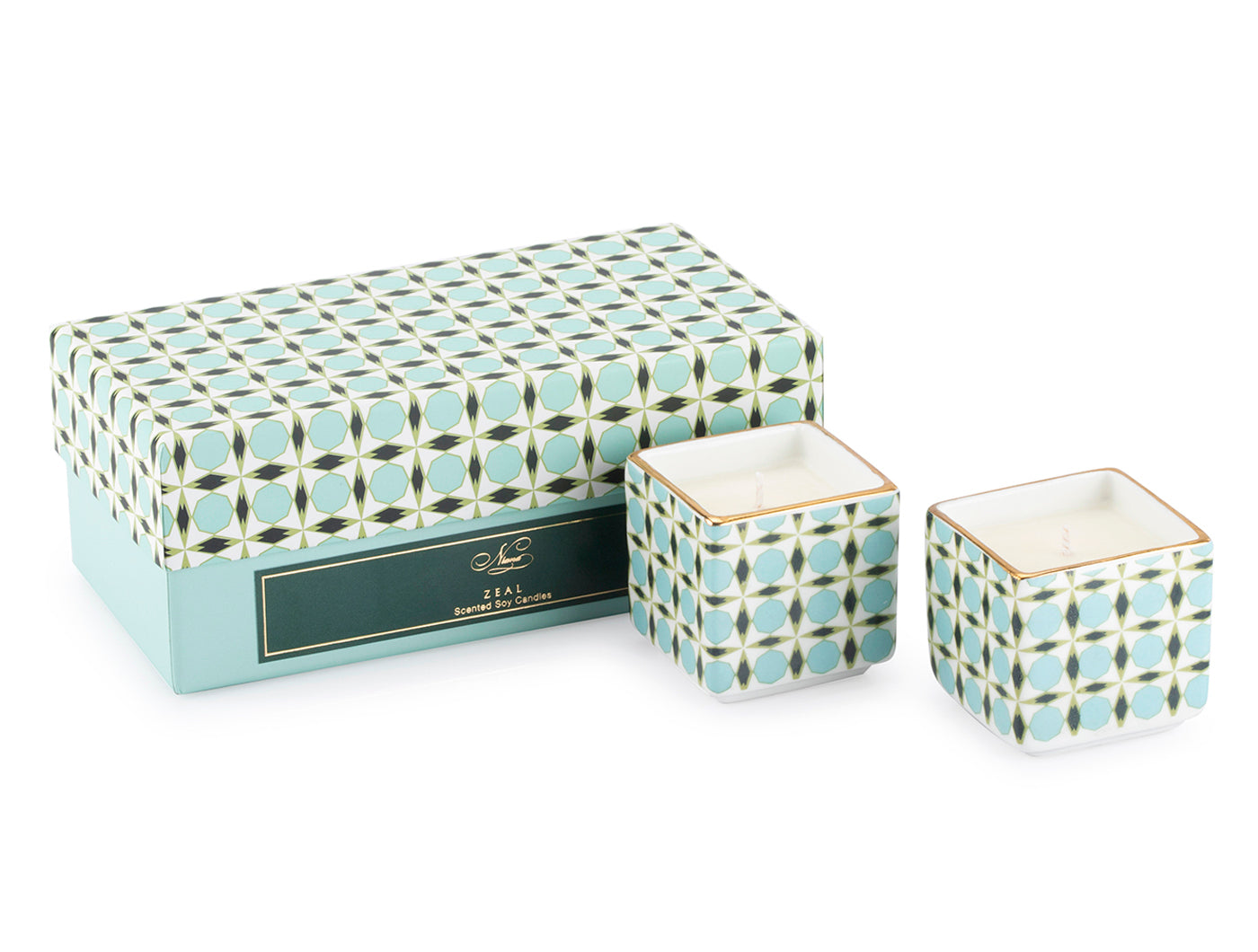 Niana Zeal Set of 2 Candles 60g Each