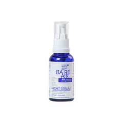 BareAir Night Serum With Hyaluronic Acid, Vitamin C and Mulberry Extracts 30 ML