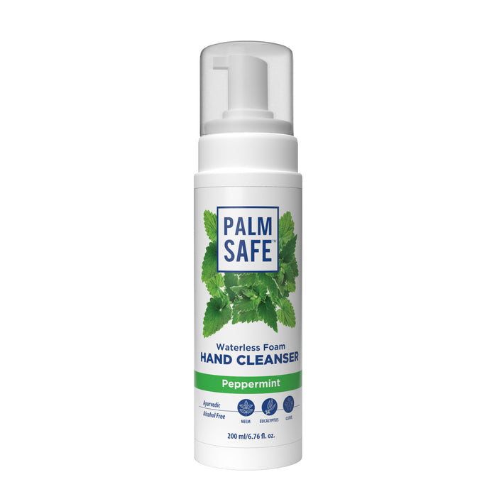 Palm Safe Waterless Foam Hand Cleanser 200ml