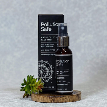 Pollution Safe Anti-Pollution Face Mist with Herbashield® 50ml