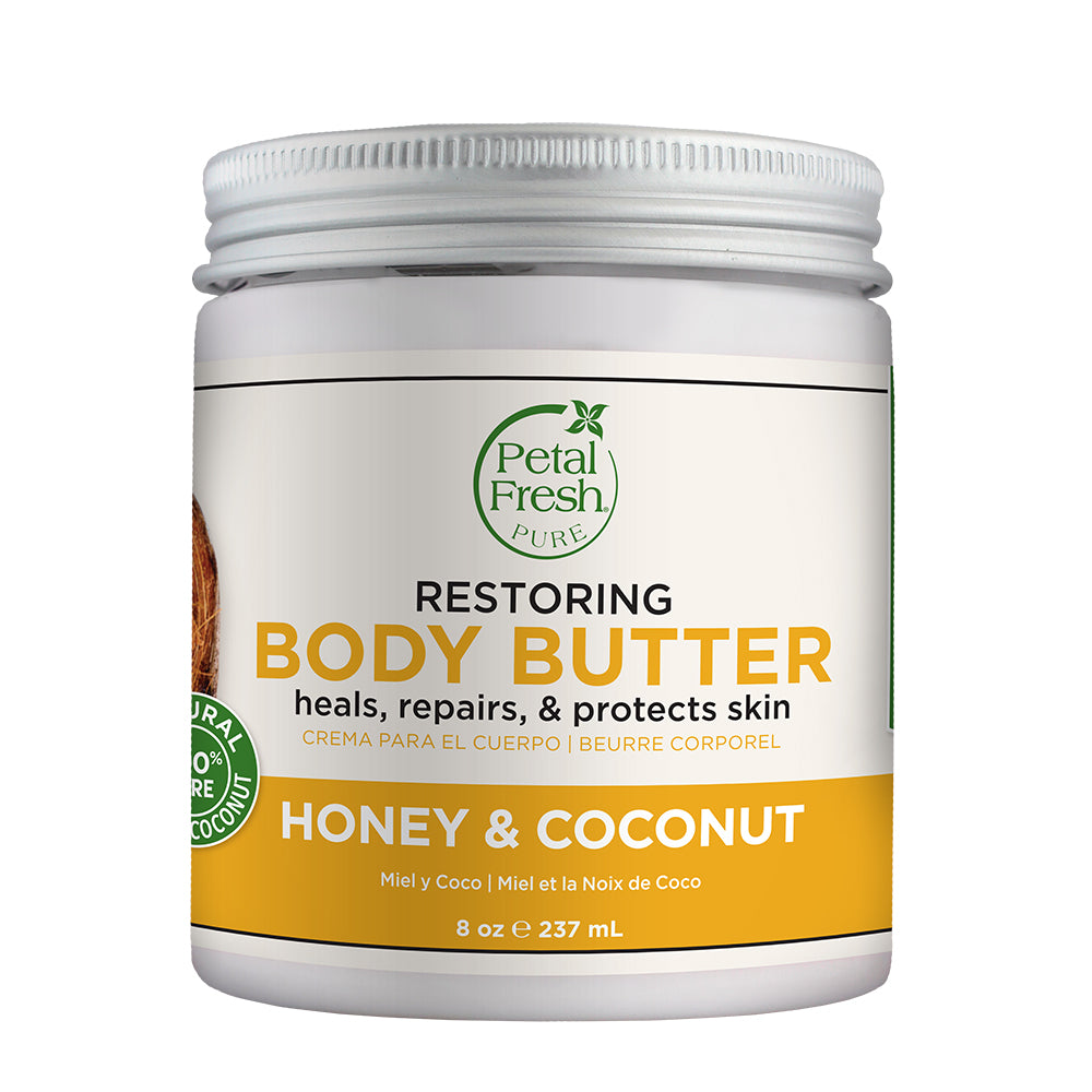 Petal Fresh Restoring Honey & Coconut Body Butter 237 ML
