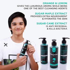 Teenilicious Shower Gel for Boys 200ml