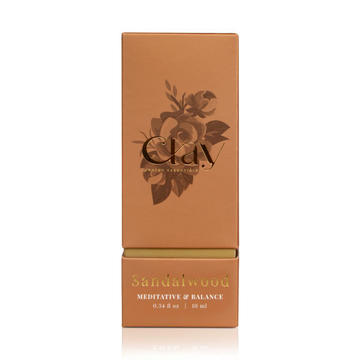 Clay Sandal Oil - Meditative and Balance 10 ml