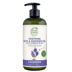 Petal Fresh Lavender Bath & Shower Gel 475 ML