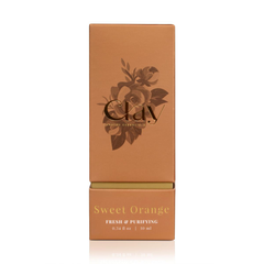 Clay Sweet Orange Essential Oil - Fresh and Purifying 10 ml