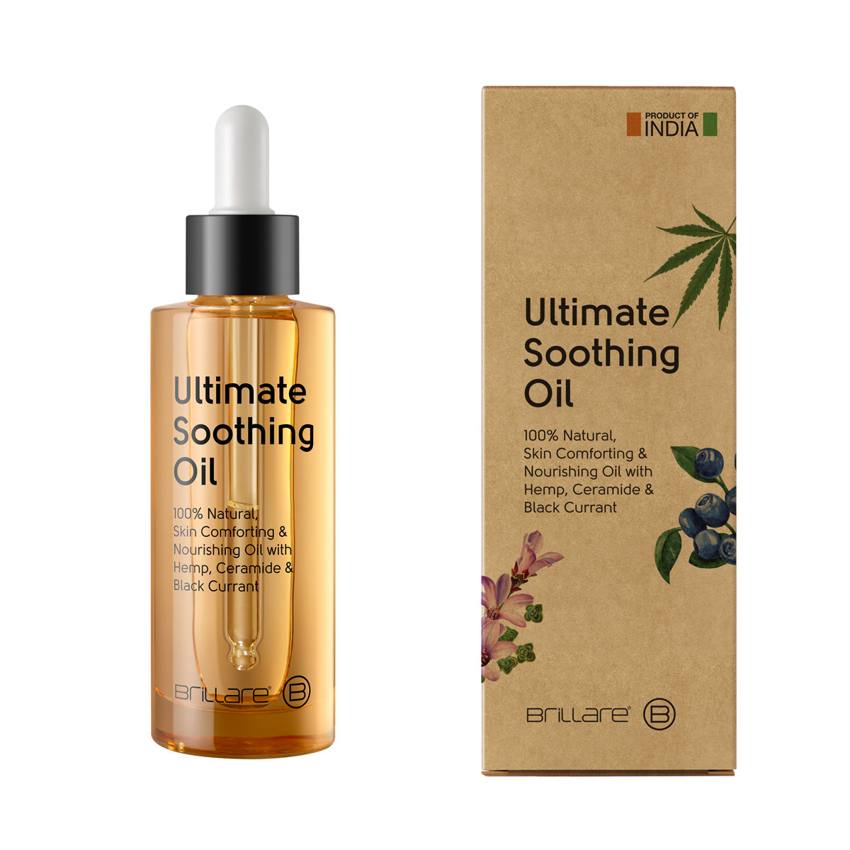 Brillare Ultimate Soothing Oil 90 ml