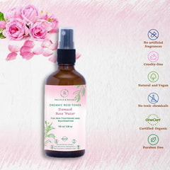 Precious & Nature's Damask Rose Water 100ml