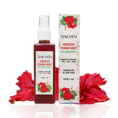 Siachen Hibiscus Toning Mist with Rose Extracts 120ml