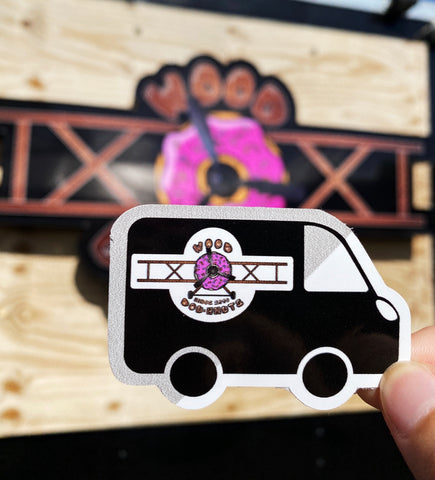 """STICKERS FOOD TRUCK"""