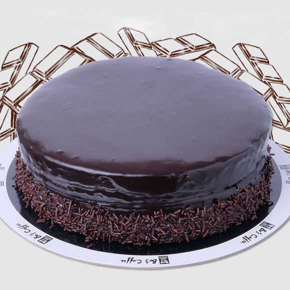 Bo's Chocolate Cake