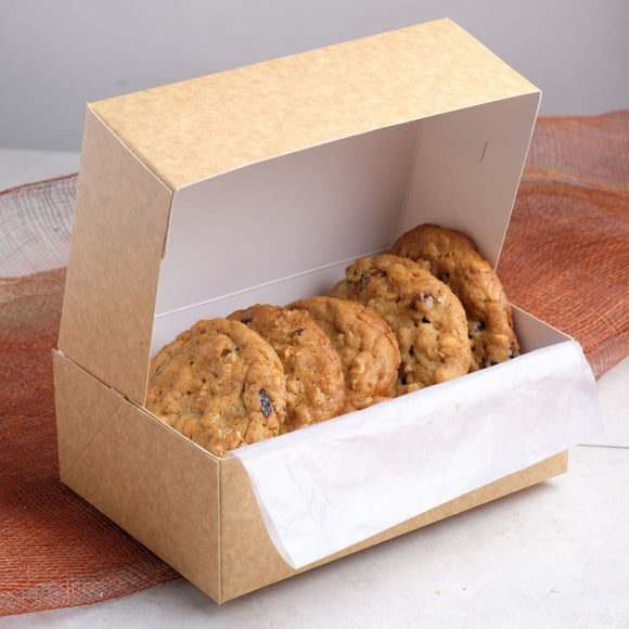 Oatmeal and Raisin Craft Cookie Box