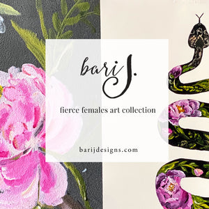 Fierce Females Art Collection