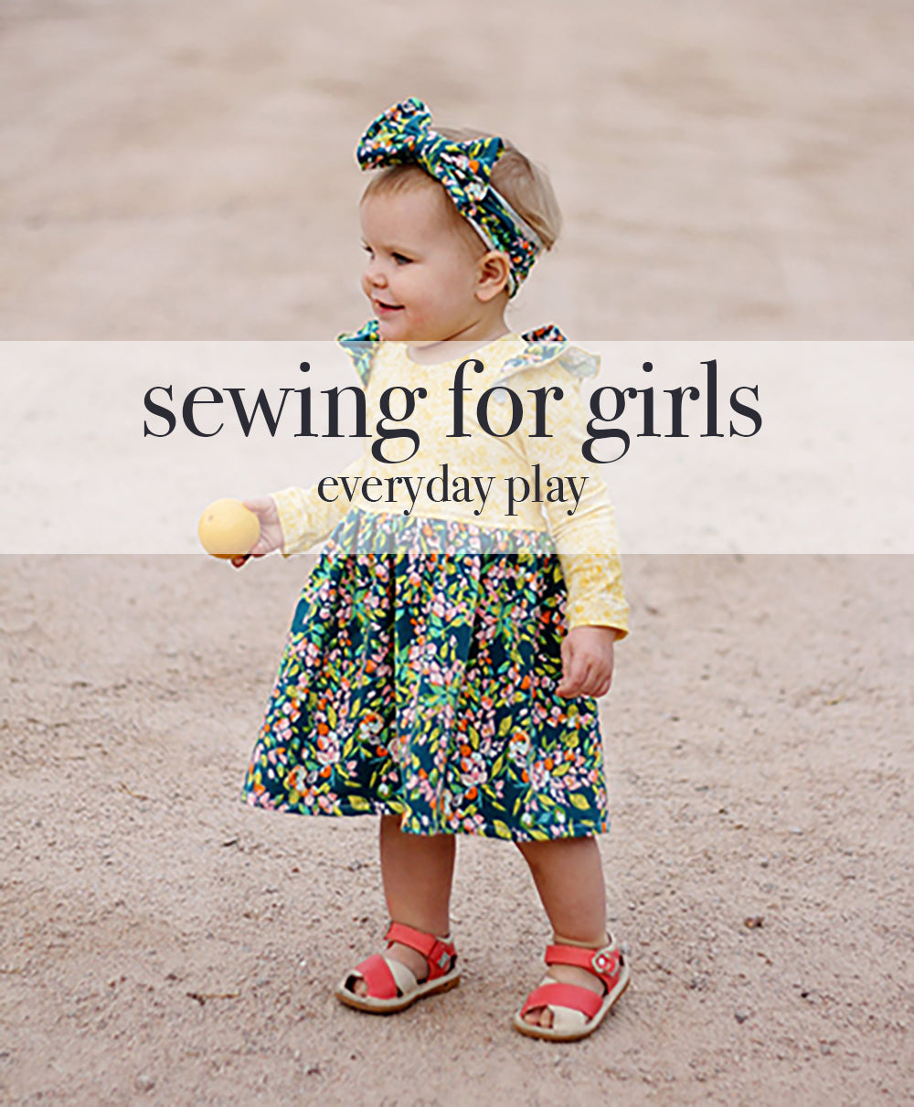 fdf98a93446424 Sewing for girls, everyday play! - Bari J. Designs