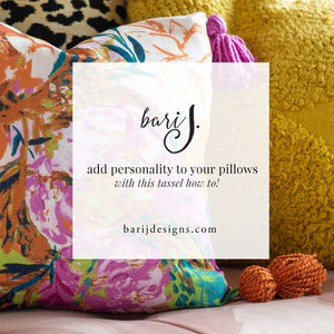 How to Customize a Store-Bought Throw Pillow