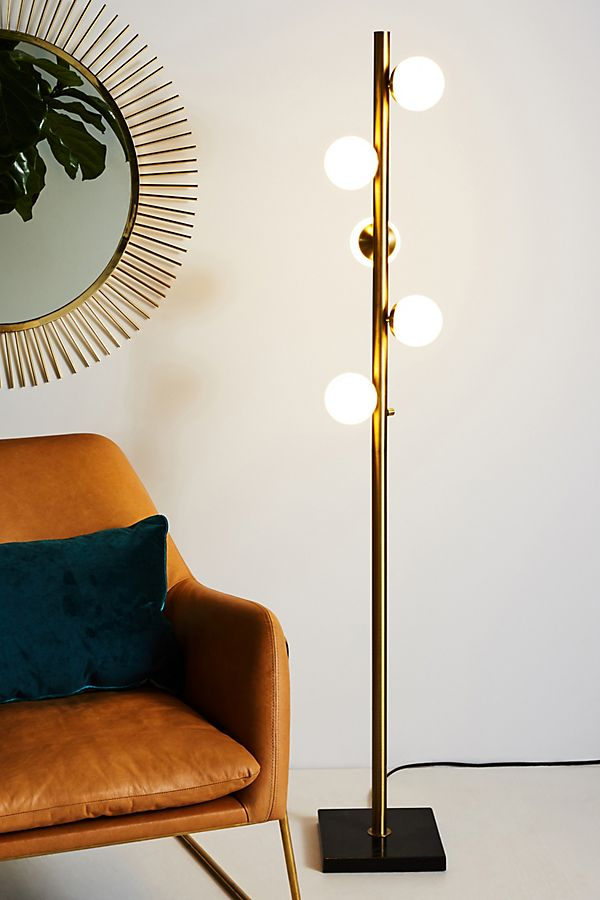 Anthropologie Lamp