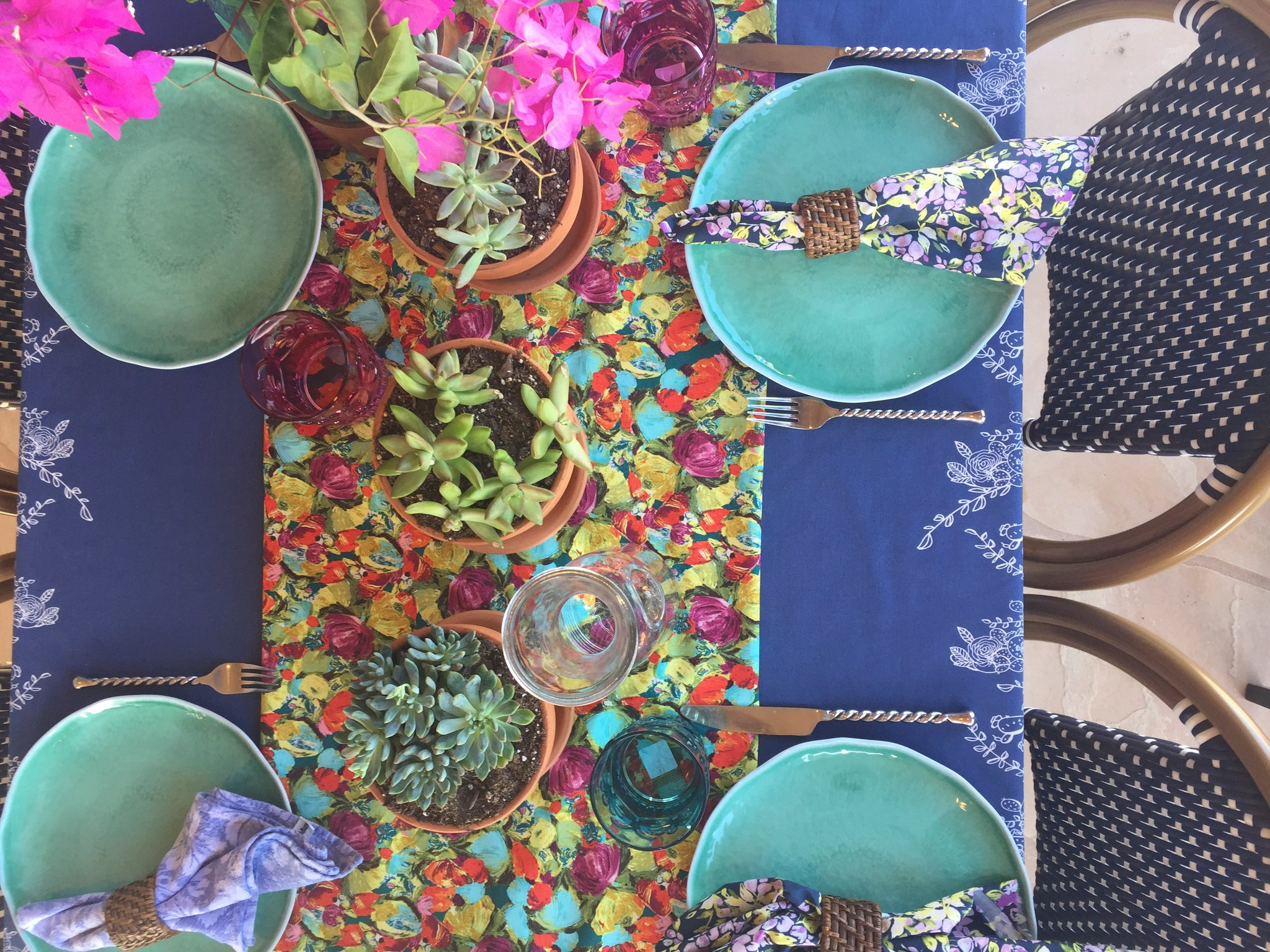 Bari J. Maximalist Summer Table