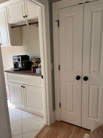Before/Butler's pantry