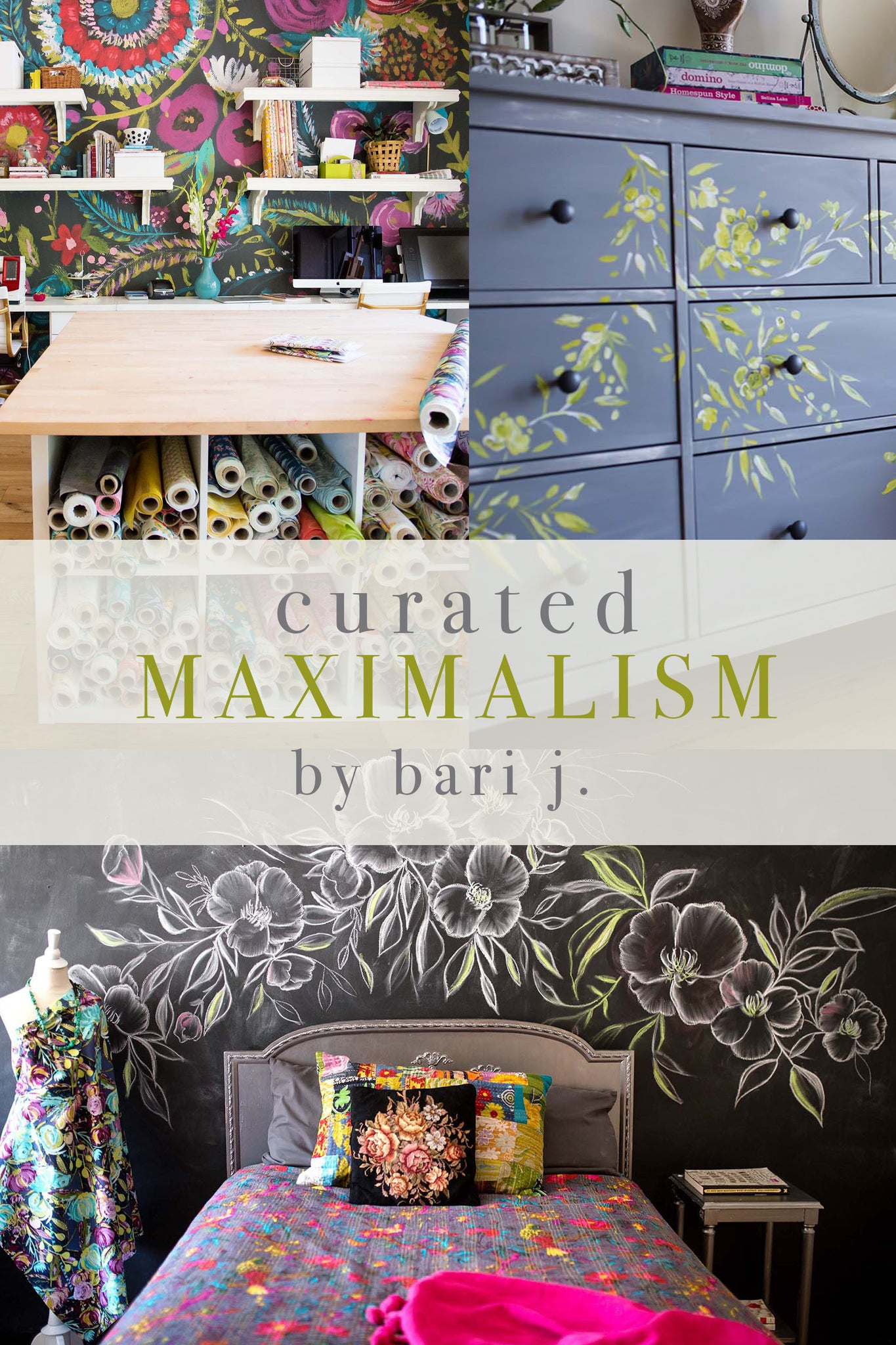 Curated Maximalism by Bari J.