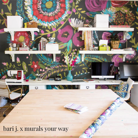 Bari J. for Murals Your Way