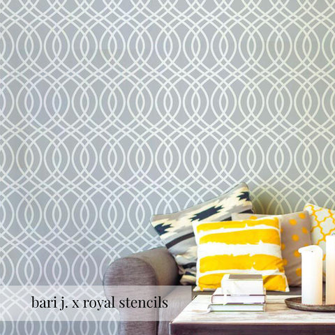 Bari J. for Royal Stencils