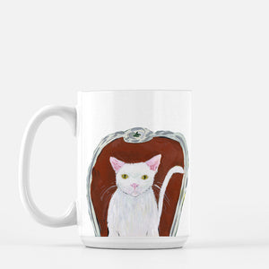 Scottish Fold Cat - mug - Bari J. Designs