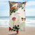 Great Egret • Beach Towel