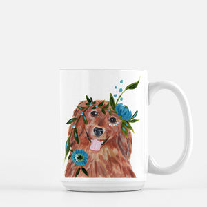 Golden Retriever - mug
