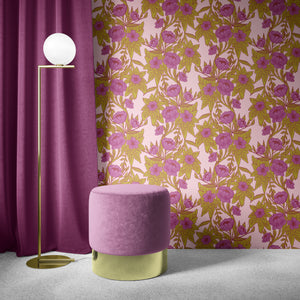 Gathering Room Wallpaper - Bright