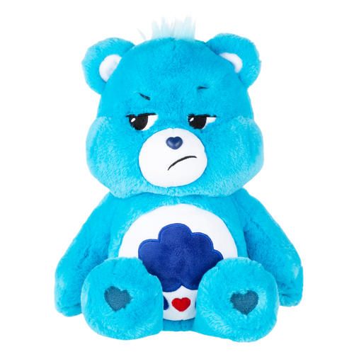 Grumpy may be a bit of a grouch, but his grumpiness reminds us that it's okay to be grumpy sometimes - as long as it doesn't last too long.  Each bear comes with a special care coin to collect & share! Each coin includes a way to share your care by showing others how much you care out loud! Say! Show it! Share it!