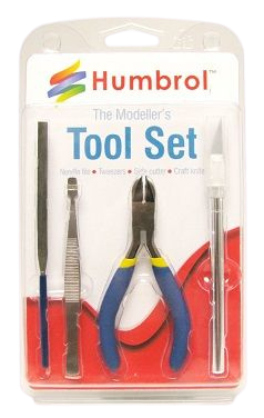The Kit Modellers Tool Set is specifically designed for the Airfix and plastic kit modeller - Enjoy making your Airfix models with this fantastic kit.
