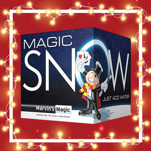 Marvin's Magic Snow