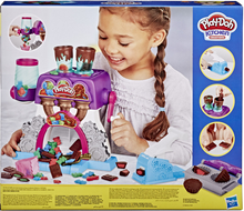 Load image into Gallery viewer, Play-Doh and chocolate, what better combination is there? All kids (and adults for that matter) will love playing with this fantastic set.  It's your very own chocolate factory, this candy will look so real, it looks good enough to eat and give to your friends and family!