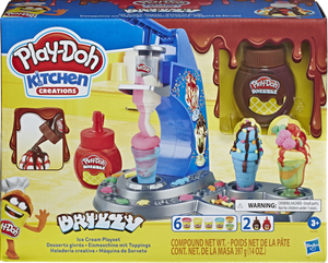 Play-Doh Ice Cream Playset
