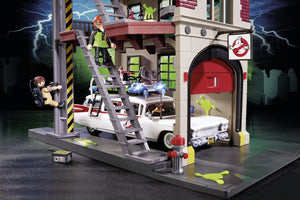 Playmobil Ghostbusters Fire Headquarters