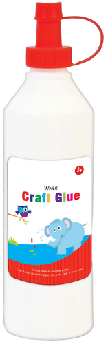 Is your child into arts & crafts? Then he/she will love this PVA glue for all their crafty creations, they will have so much fun sticking all kinds of materials with this great glue, great as a rainy day activity, your little one can make cards and pictures for all their loved ones.