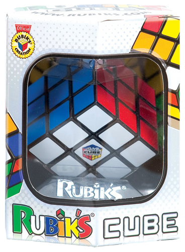 Rubik's Cube is the incredibly addictive, multi-dimensional challenge that has fascinated fans since it arrived in 1980.