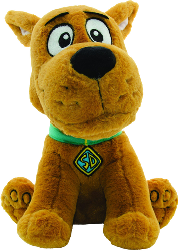 Scooby Doo.....everyones favourite dog! Scooby says 10 iconic phrases when you squeeze his paw! Ruh-Roh! Now you can have a best friend to chat with where ever you go! You and Scooby can solve mysteries together!