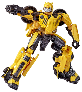 Reach past the big screen and build the ultimate Transformers collection with Studio Series figures, inspired by iconic film scenes and designed with specs and details to reflect the Transformers film universe