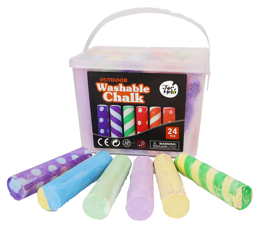 Washable Pavement Chalk