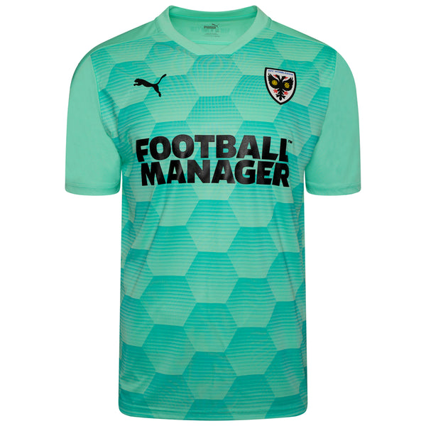 Kids GK Shirt 2020-22 - Green