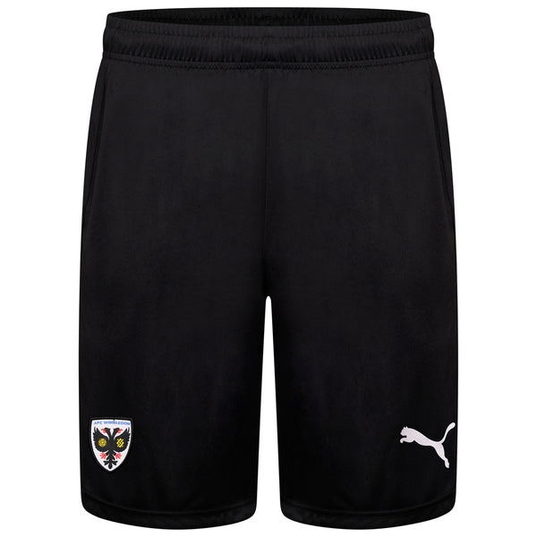 Kids GK Shorts 2020-22 - Black