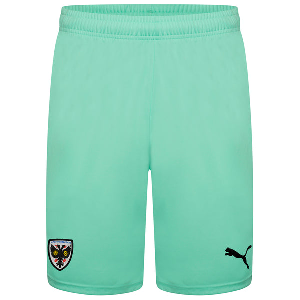 Kids GK Shorts 2020-22 - Green