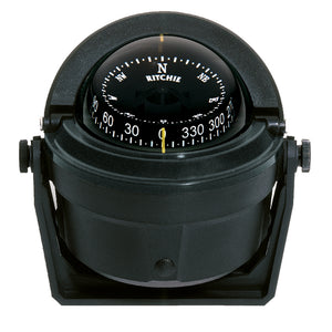 Ritchie B-81 Voyager Compass - Bracket Mount - Black [B-81]