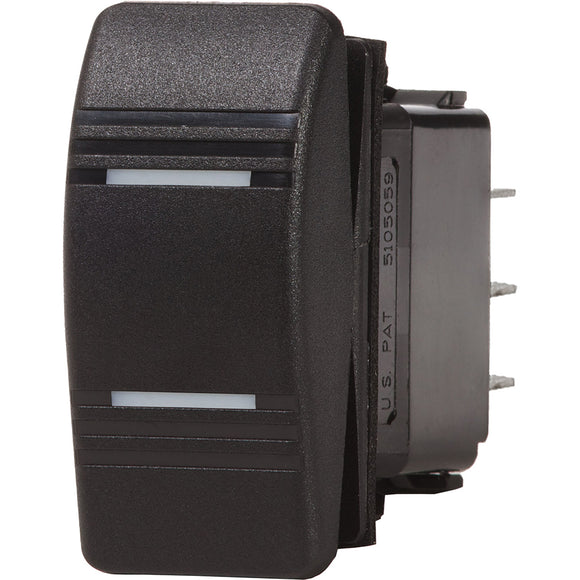 Blue Sea 8286 Water Resistant Contura III Switch - Black [8286]