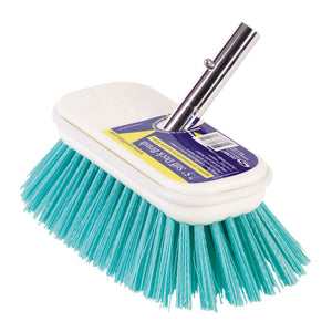 "Swobbit 7.5"" Stiff Brush - Blue [SW77355]"