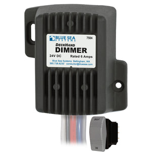 Blue Sea 7504 DeckHand Dimmer - 6 Amp/24V [7504]