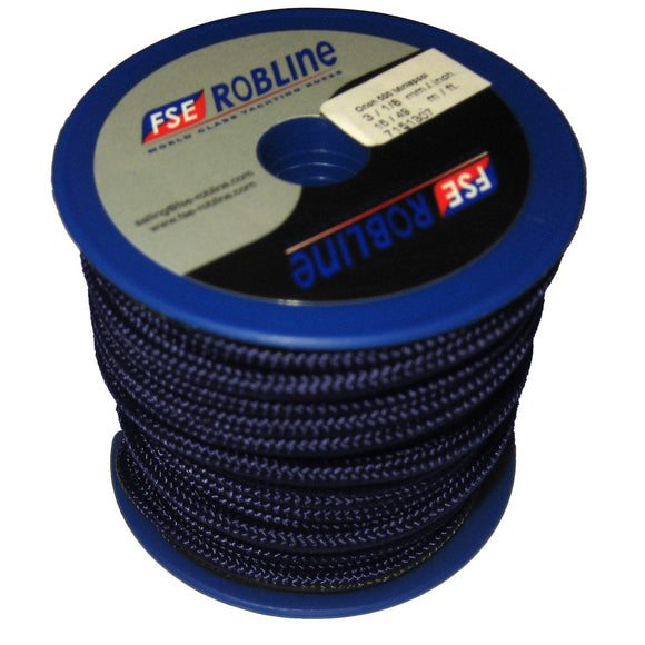Robline Mini Reel Orion 500 - Blue - 3mm x 15M [MR-3BLU]